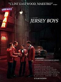 affiche sortie dvd jersey boys