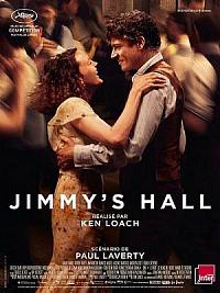 affiche sortie dvd Jimmy's Hall