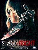 affiche sortie dvd Stage Fright