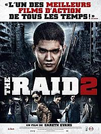 affiche sortie dvd the raid 2