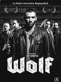 affiche sortie dvd wolf