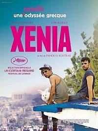 affiche sortie dvd xenia