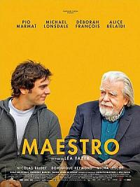 affiche sortie dvd maestro