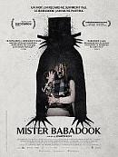 affiche sortie dvd mister babadook