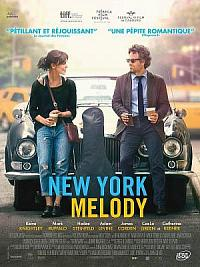 affiche sortie dvd new york melody