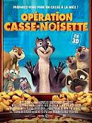 affiche sortie dvd operation casse-noisette