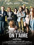 affiche sortie dvd Salaud, on t'aime
