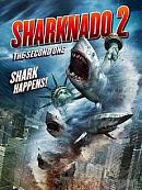 affiche sortie dvd sharknado 2