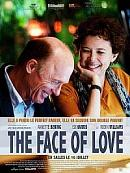 affiche sortie dvd The Face of Love