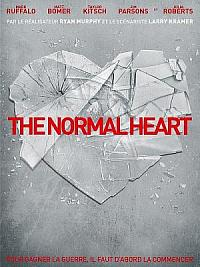 affiche sortie dvd the normal heart