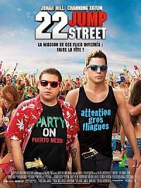 affiche sortie dvd 22 jump street