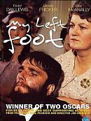 affiche sortie dvd my left foot