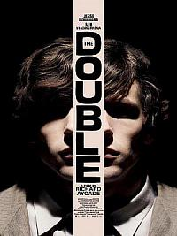 affiche sortie dvd the double
