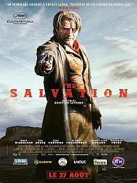 affiche sortie dvd the salvation