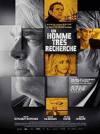 affiche sortie dvd un homme tres recherche