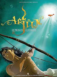 affiche sortie dvd arjun, le prince guerrier