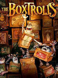 affiche sortie dvd les boxtrolls