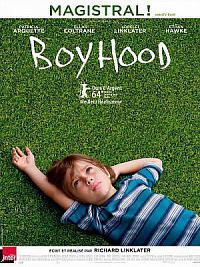 affiche sortie dvd boyhood