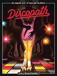 affiche sortie dvd discopath