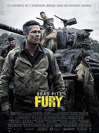 affiche sortie dvd fury