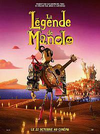 affiche sortie dvd la legende de manolo
