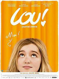 affiche sortie dvd lou ! journal infime