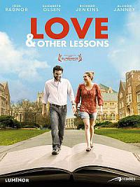 affiche sortie dvd love and other lessons