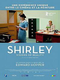 affiche sortie dvd shirley, un voyage dans la peinture d'edward hopper