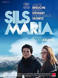 affiche sortie dvd sils maria