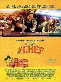 affiche sortie dvd #chef