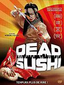 affiche sortie dvd dead sushi
