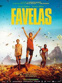 affiche sortie dvd favelas