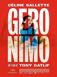 affiche sortie dvd geronimo