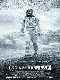 affiche sortie dvd Interstellar