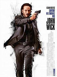 affiche sortie dvd john wick