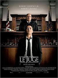 affiche sortie dvd le juge