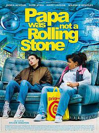 affiche sortie dvd Papa Was Not a Rolling Stone