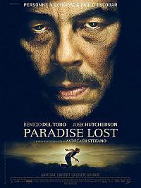 affiche sortie dvd paradise lost
