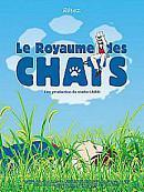 affiche sortie dvd Le Royaume des chats