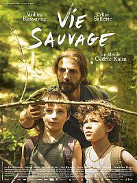 affiche sortie dvd vie sauvage