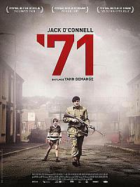 affiche sortie dvd '71