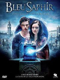affiche sortie dvd bleu saphir