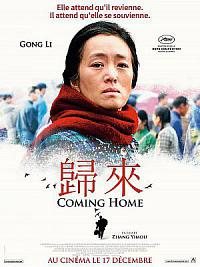 affiche sortie dvd coming home