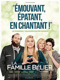 affiche sortie dvd la famille belier