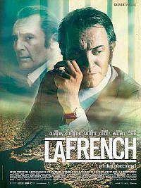 affiche sortie dvd la french