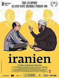 affiche sortie dvd iranien