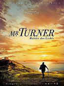 affiche sortie dvd Mr. Turner