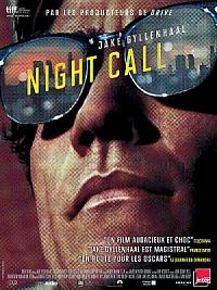 affiche sortie dvd night call