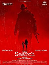 affiche sortie dvd the search