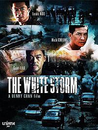 affiche sortie dvd the white storm - narcotic